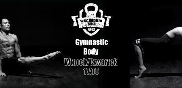 Ulotka gymnastic body